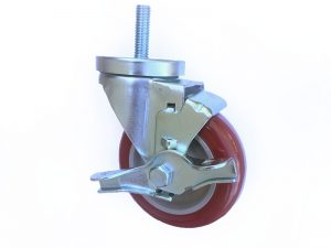 caster-with-brake