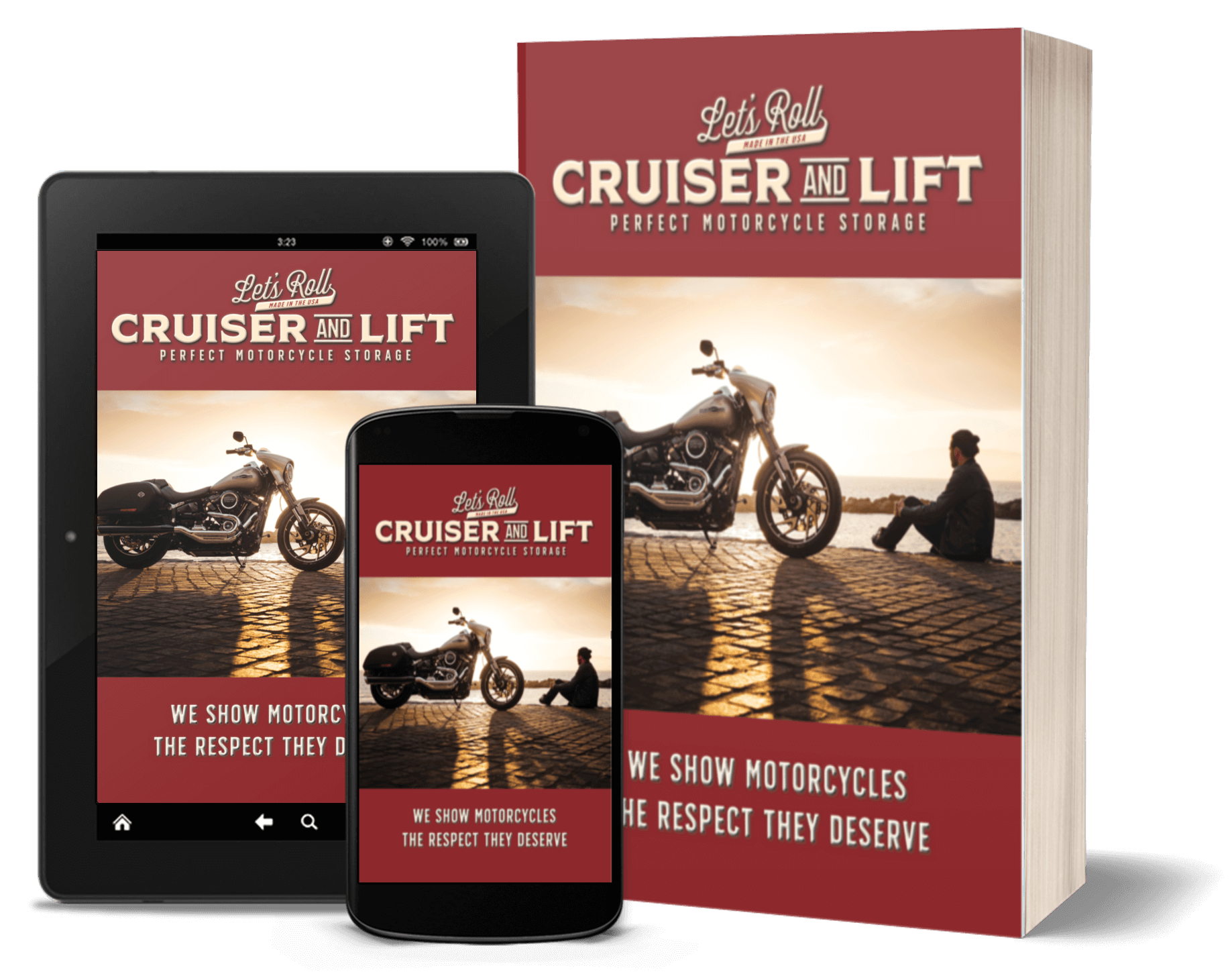 Let's Roll Store eBook